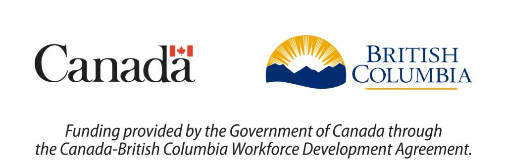Government of Canada and Government of BC logos